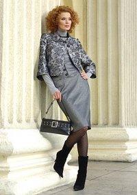 Описание: офисная одежда для полных женщин - Стиль жизни. Автор:Admin